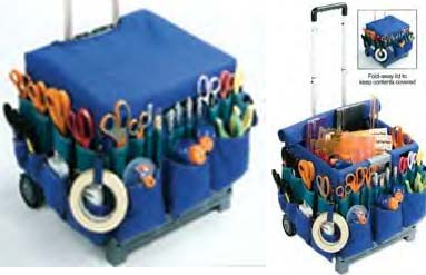 Crop Station Memory Tote Amp Crop N Carry 1stopsquare Com