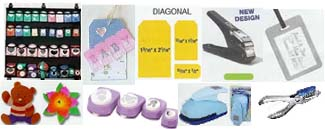 Scrapbook Supplies and Rubber Stamps for Scrapbooking